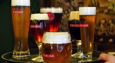 Photo of Brewery Pivovar U Tří růží at Husova 10, Praha 110 00, Czech Republic