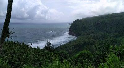 Photo of Beach Pololu Lookout at Kapaau, HI 96755, United States