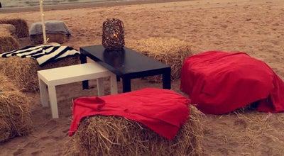 Photo of Beach Qanat Quartier Beach at Qatar