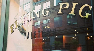 Photo of Restaurant The Flying Pig Yaletown at 1168 Hamilton St, Vancouver, BC V6B 2S2, Canada