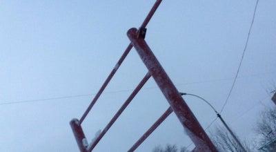 Photo of Playground Турник у МПЛа at Russia
