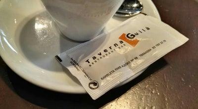 Photo of Diner Taverna Guilà at Rambleta Pare Alegre, Terrassa 08223, Spain