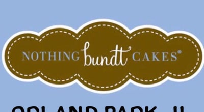 Photo of Bakery Nothing Bundt Cakes - Orland Park at 14360 S La Grange Rd, Orland Park, IL 60462, United States