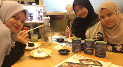 Photo of Sushi Restaurant Sushi King at Sacc Mall, Shah Alam 40000, Malaysia