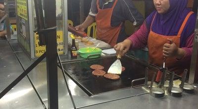 Photo of Burger Joint Burger petronas at Simpang Ampat, Melaka, Malaysia