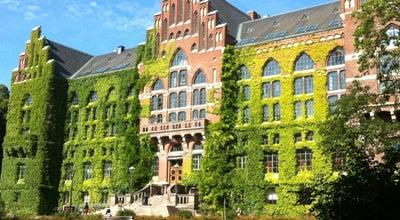 Photo of Library Universitetsbiblioteket at Helgonabacken, Lund 223 62, Sweden