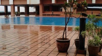 Photo of Pool Pelangi mall poolside at Malaysia