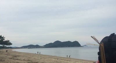 Photo of Beach 室積海水浴場 at 光市, Japan