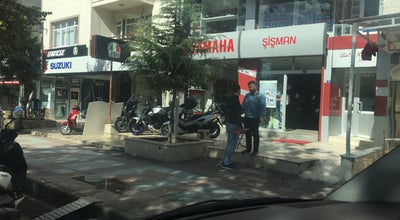 "Photo of Motorcycle Shop Şişman Motorsiklet ""YAMAHA"" at Turkey"