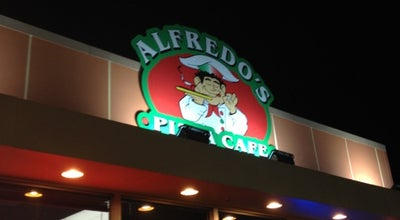 Photo of Pizza Place Alfredo's Pizza Cafe at 803 Green Springs Hwy, Birmingham, AL 35209, United States