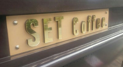 Photo of Coffee Shop Set Coffee | قهوه سِت at No. 852, Enghelab St., Tehran, Iran