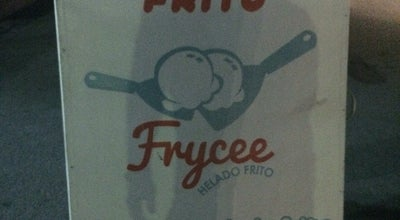Photo of Ice Cream Shop Frycee Helado Frito at Centenario 231 Pte, Gómez Palacio, Mexico