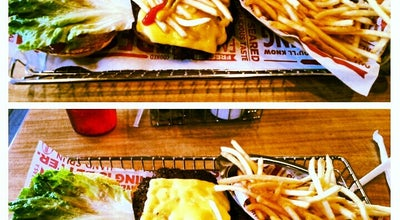 Photo of Burger Joint Smashburger at 49 Tarrytown Rd, White Plains, NY 10607, United States