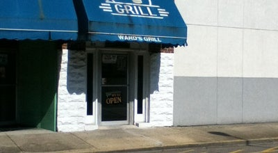 Photo of American Restaurant Ward's Grill at 930 S Madison St, Whiteville, NC 28472, United States