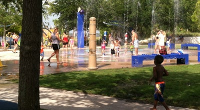 Photo of Playground Riverwalk Splash Park at 750 3rd Ave. W., Bradenton, FL 34205, United States