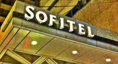 Photo of Hotel Sofitel Philadelphia at 120 South 17th Street, Philadelphia, PA 19103, United States