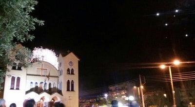 Photo of Church Αγία Παρασκευή at Ηλιούπολη, Greece