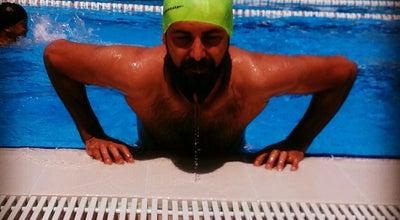 Photo of Pool Kestel belediyesi sosyal tesisleri yüzme havuzu at Turkey