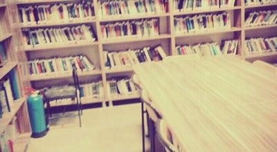Photo of Library Bolvadin İlçe Halk Kütüphanesi at Turkey