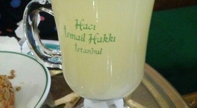 Photo of Dessert Shop Hacı İsmail Hakkı at Molla Fenari Mahallesi Nuruosmaniye Caddesi No:44 Fatih, İstanbul, Turkey