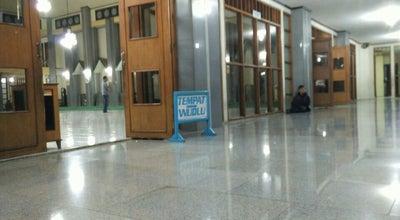 Photo of Mosque Masjid Agung Garut at Jl. Ahmad Yani, Garut Indonesia, Indonesia