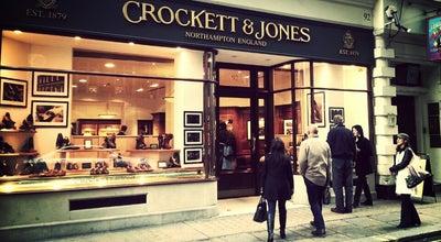 Photo of Tourist Attraction Crockett and Jones at 92 Jermyn Street, London 00000, United Kingdom