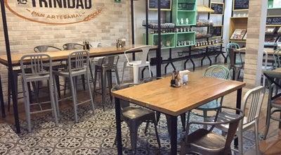 Photo of Coffee Shop La Trinidad Pan Artesanal at Av. Concordia 42, Ciudad del Carmen 24166, Mexico