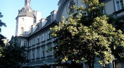 Photo of Library Studijní a vědecká knihovna Plzeňského kraje at Smetanovy Sady 2, Plzeň 301 00, Czech Republic