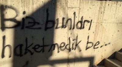 Photo of Trail Milli Egemenlik Caddesi at Turkey
