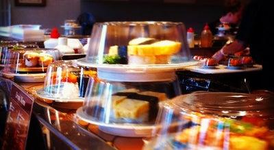 Photo of Sushi Restaurant Sushi Train at 404/18 Cypress Ave, Surfers Paradise, QL 4217, Australia