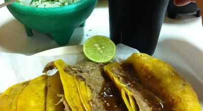 Photo of Taco Place Taquería Las Delicias at Benito Juarez 1614, Guadalupe, Mexico