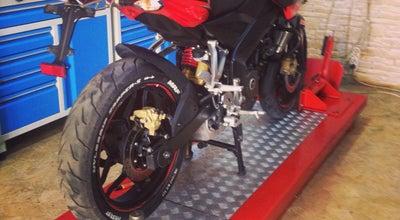 Photo of Motorcycle Shop MOTOSER at Turkey
