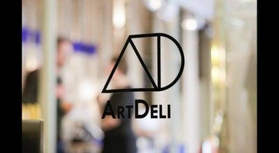 Photo of Deli / Bodega ArtDeli at Rokin 93, Amsterdam 1012 KM, Netherlands