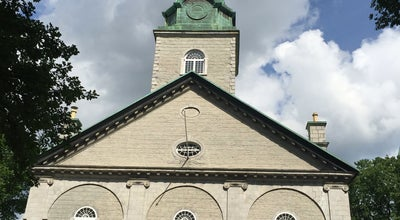 Photo of Church Cathedral Of The Holy Trinity at 36 Rue Des Jardins, Quebec, PQ G1R 3X3, Canada