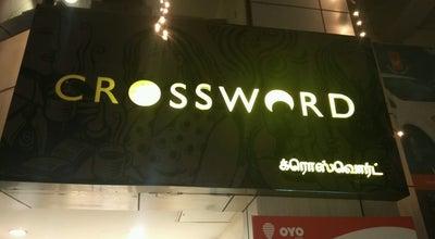 Photo of Bookstore Crossword at Ttk Road, Chennai 600018, India