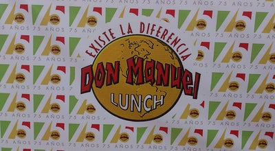Photo of Burger Joint Don Manuel Lunch at Federico Del Toro, Zapotlan el Grande 49011, Mexico