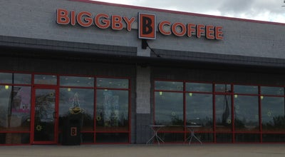 Photo of Coffee Shop BIGGBY COFFEE at 4089 Alpine Ave Nw, Comstock Park, MI 49321, United States
