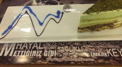 Photo of Cafe PEOPLE'S COFFEE at İpekyolu Caddesi, Hakkari 30300, Turkey