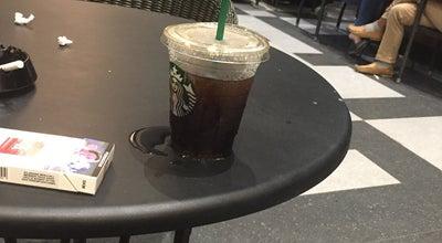 Photo of Coffee Shop Starbucks Coffee Big Mall at Jalan Untung Suropati, Samarinda, Indonesia