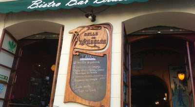 Photo of Cafe Calle de Bruselas at Plaza De La Merced, Málaga, Spain