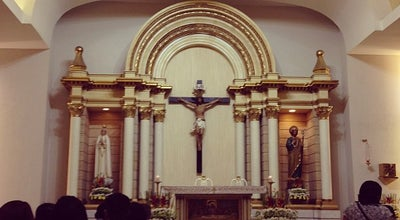 Photo of Church Chapel of the Eucharistic Lord at 5th Flr, The Atrium, Sm Megamall, Mandaluyong City 1860, Philippines