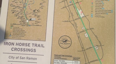 Photo of Trail Iron Horse Trail @ Montevideo at San Ramon, CA, United States