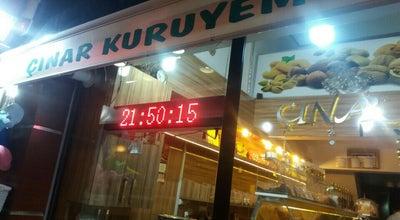 Photo of Candy Store ÇINAR KURUYEMİŞ at Çarşı Mah. Saraycık Cad. No:22/c, Bozüyük 11300, Turkey