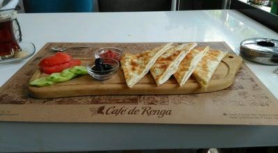Photo of Cafe Cafe'de Renga at Şehitlik Parkı Karşısı, Edirne/keşan 22800, Turkey