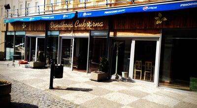 Photo of Cafe Vanilková cukrárna at Czech Republic