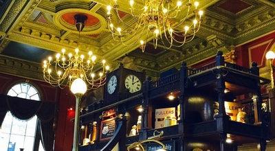 Photo of Pub The Old Bank of England at 194 Fleet St, London EC4A 2LT, United Kingdom