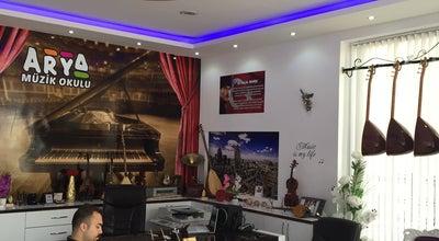 Photo of Music Venue Arya Müzik Okulu at Numune Evler Mah, Hatay 31600, Turkey