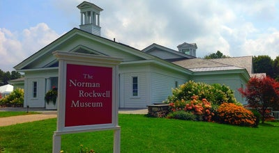 Photo of Museum Norman Rockwell Museum at 9 Glendale Rd, Stockbridge, MA 01262, United States