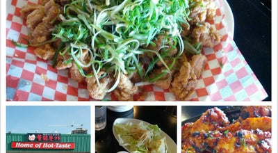 Photo of Korean Restaurant Home of Hot Taste Chicken Canada at 5 Glen Cameron Rd., Thornhill, ON L3T 5W2, Canada