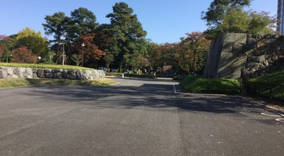 Photo of Historic Site 駿府城 二ノ丸御門跡 at 駿府城公園, 葵区, Japan